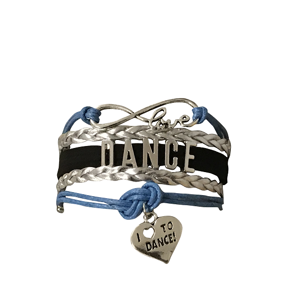 Love to Dance Bracelet - 5 Colors