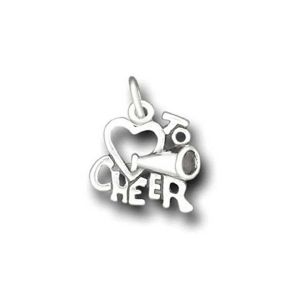 Love to Cheer Charm