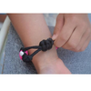 Girls Softball Paracord Bracelet