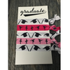 Graduation Dance Hair Ties Set