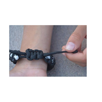 Girls Soccer Paracord Bracelet