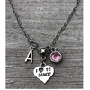 Personalized Cheer She Believed She Could So She Did Necklace