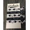 Graduation Lacrosse Hair Ties