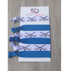 Field Hockey Hair Accessories - Blue - Sportybella