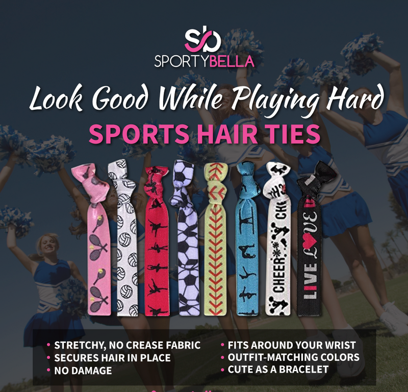 Gymnastics Hair Ties