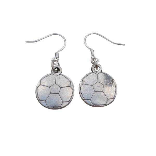 Soccer Earrings - Sportybella
