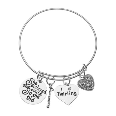 Twirling She Did Bracelet