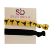 Martial Arts, Karate, Kickboxing, Self Defense No Crease Hair Ties