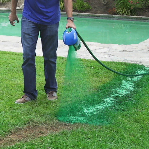 HydroGrass Spray, la mousse liquide d'engazonnement