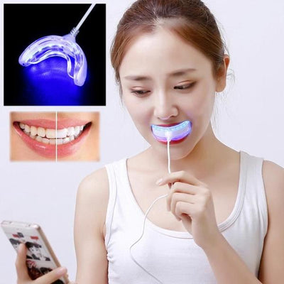 WhiteCare, the revolutionary teeth whitening kit