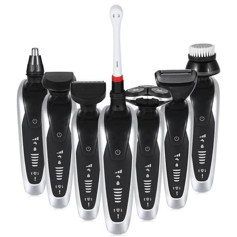 Men's Care 7X, the all-in-one grooming solution