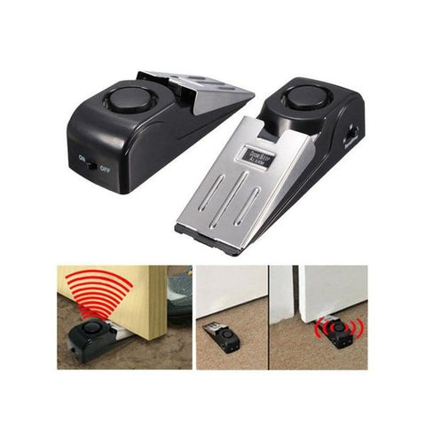 DoorAlarm - The doorstop that stops unwelcomed guests!