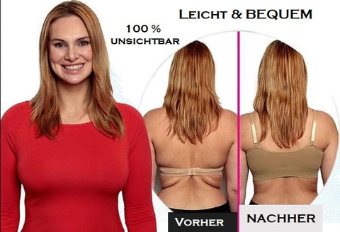 Wonder Lift-Bra, der Shaper-BH