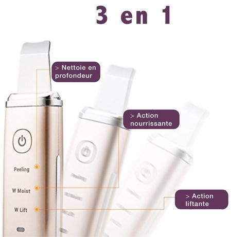NewSkin Care, l'apparecchio 3 in 1 per la tua routine di bellezza