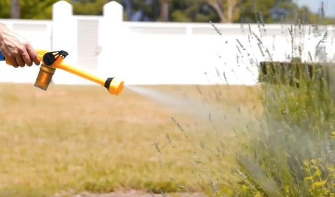 Power Garden-Sprayer, l'innaffiatore 8 in 1 per un giardino impeccabile