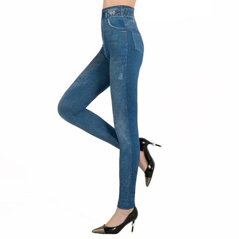 JegSlim, i jeggings di tendenza modellanti