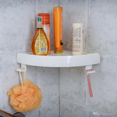 Press-Shelf, la mensola angolare a pressione
