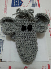 Elephant Willie warmer, elephant,  novelty gift, gag gift,  dick warmer, penis sweater, joke gift, white elephant gift,  willy warmer