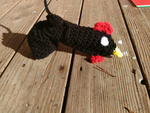 Rooster Willie warmer, fetish sweater,  novelty gift, gag gift,  dick warmer, penis sweater, joke gift, white elephant gift,  willy warmer