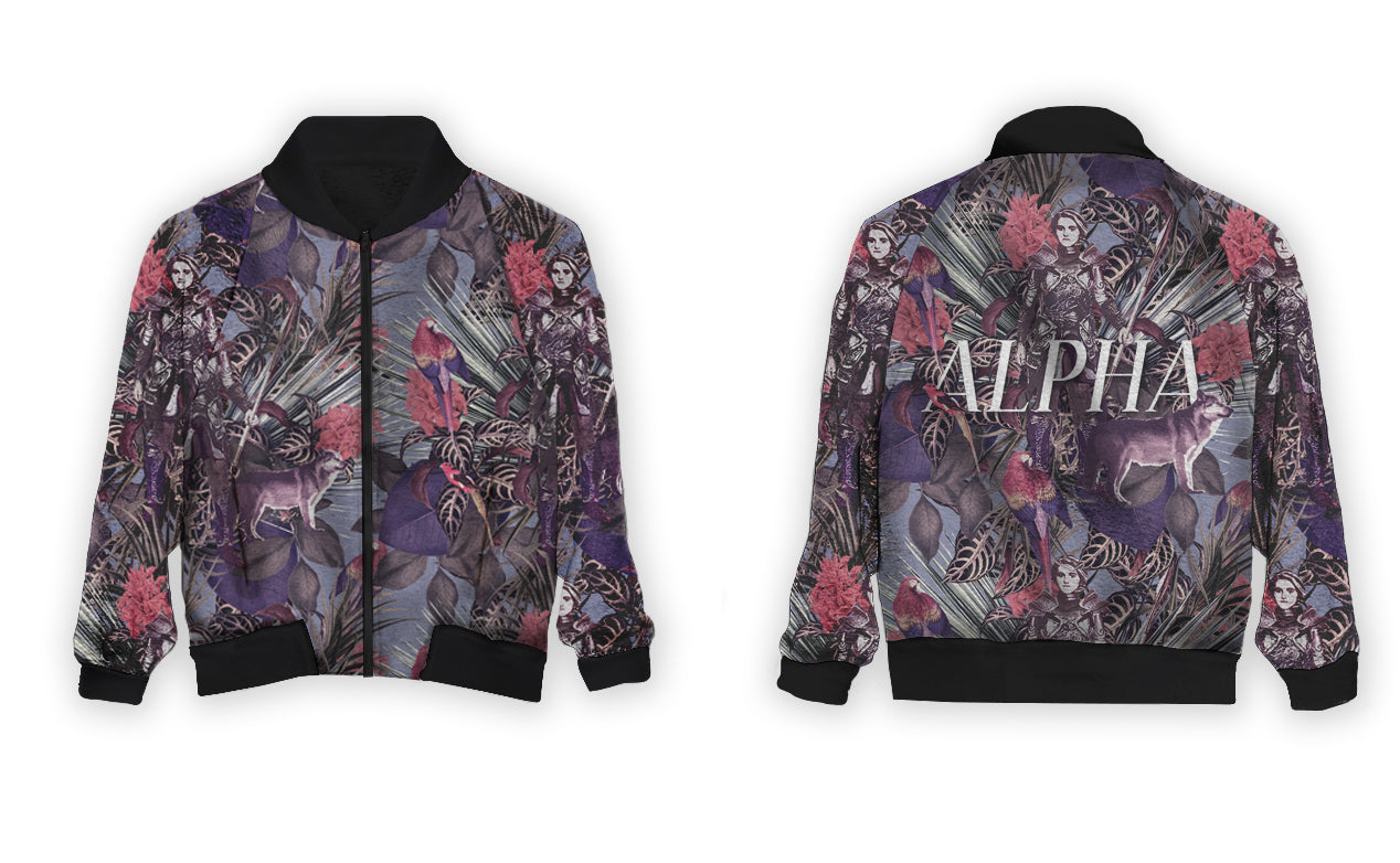 PRE-ORDER:: Holiday 2018 - Alpha - Bomber Jacket