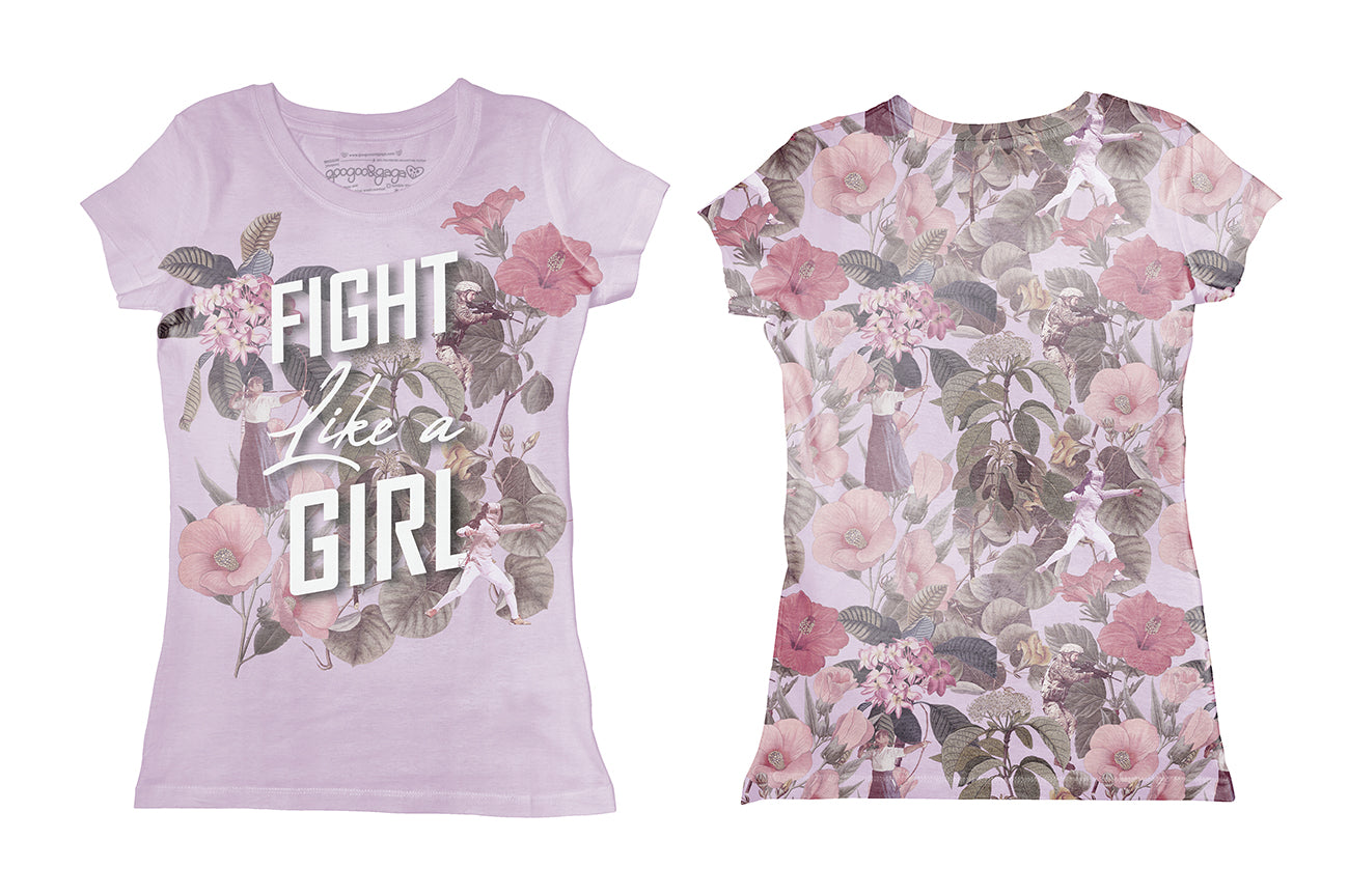 Holiday 2018 : FIGHT LIKE A GIRL - Shirts