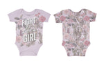 Holiday 2018 : FIGHT LIKE A GIRL -  Onesies
