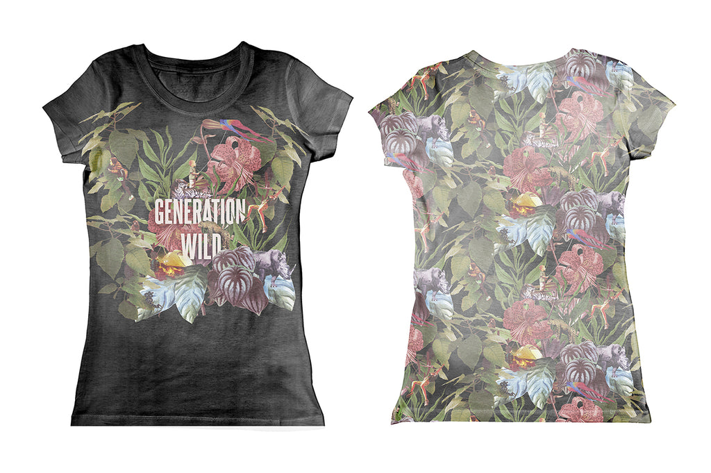 Holiday 2018 : GENERATION WILD - Shirts