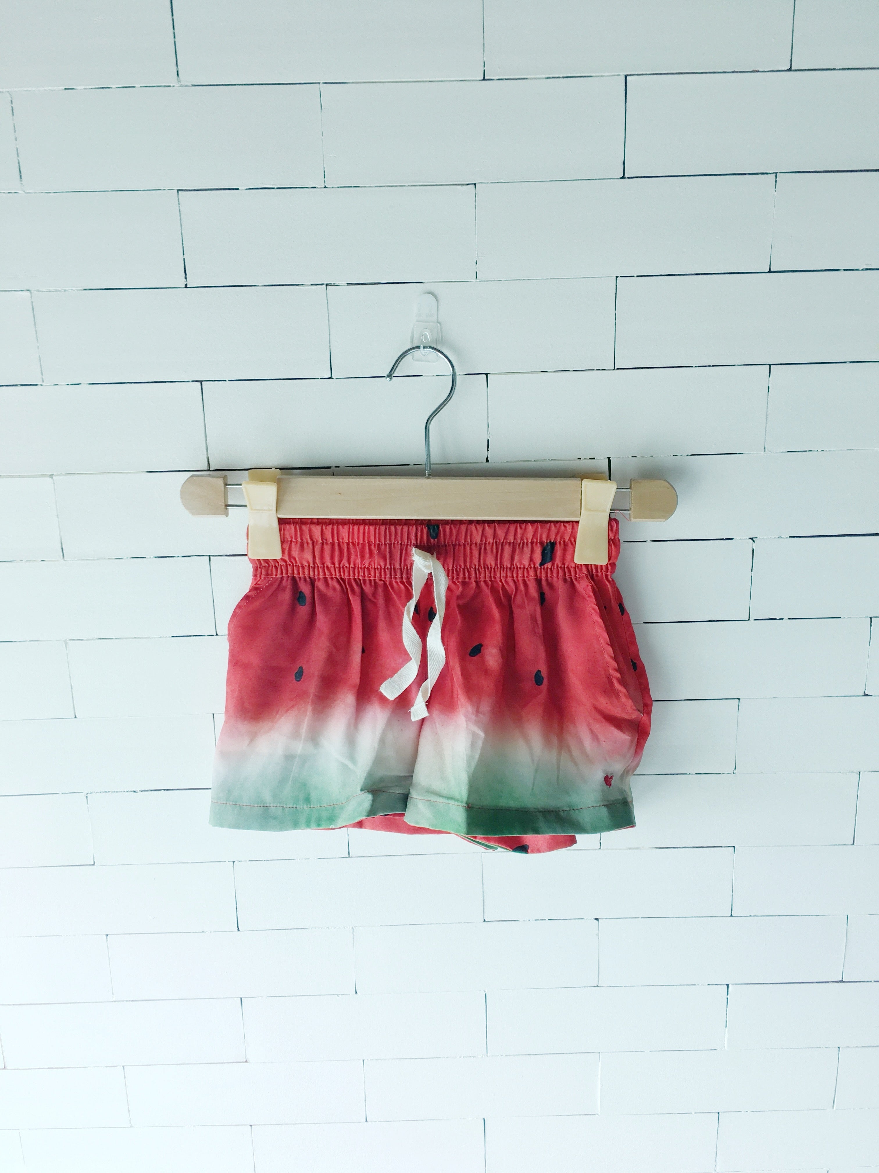 Watermelon Girls Swim Shorts