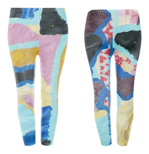 Summer 2018 : GIA - Leggings