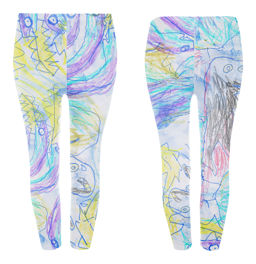 Summer 2018 : XANTI - Leggings