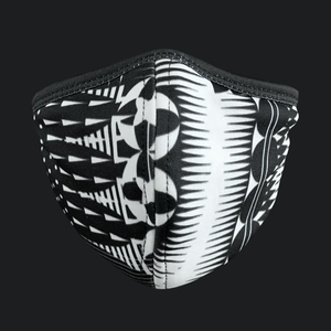 OP-ART Face Mask
