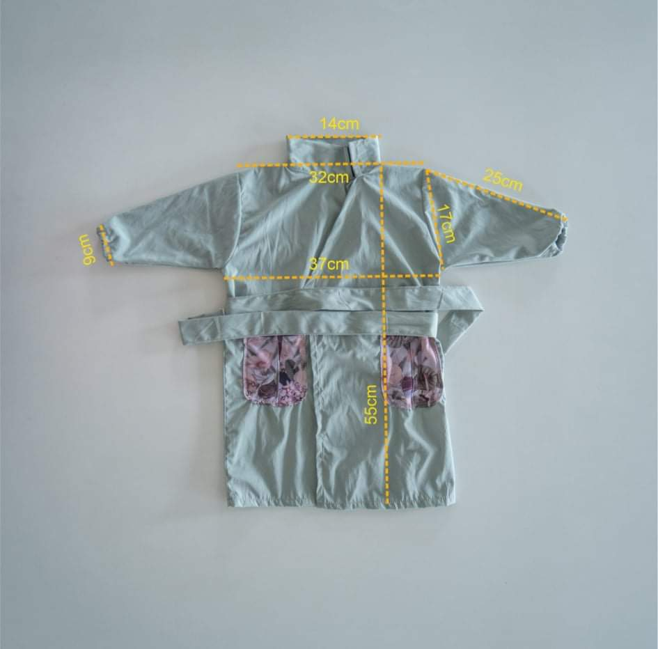 PRE-ORDER! Gouache x googoo&gaga Kimono Cover Up (Small)