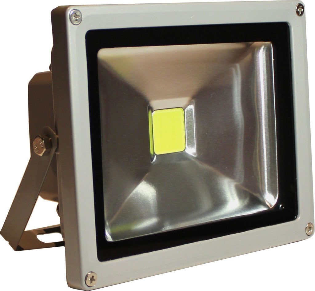 MR ELECTRIC LED FLOODLIGHTS 20W + SENSOR