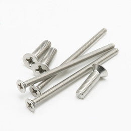 CSK MACHINE SCREW M4 X 25MM
