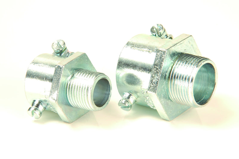 STEEL GALVANISED MALE SPRAGUE CONNECTORS 20MM
