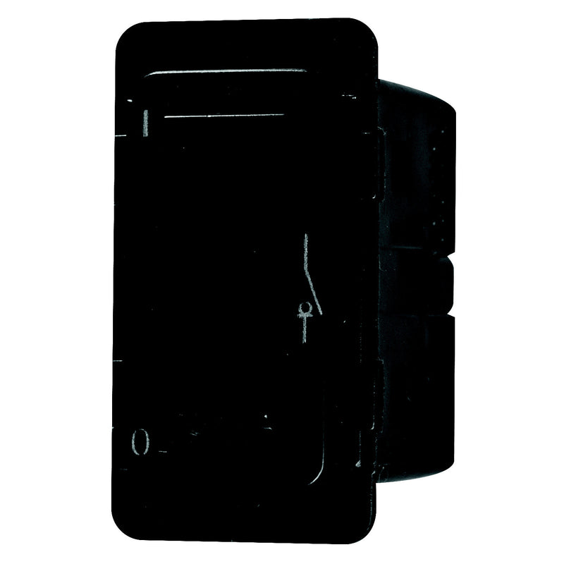 CRABTREE CLASSIC 1 WAY DOUBLE POLE SWITCH MODULE (CLIP IN)