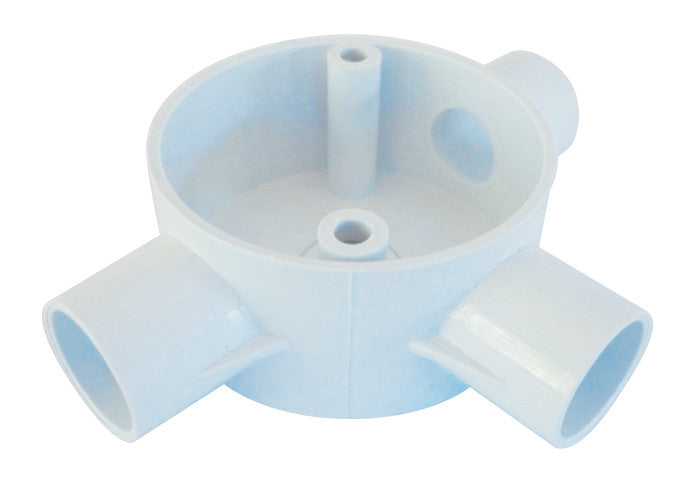 OGATIN CONDUIT BOXES 25MM X 3 WAY