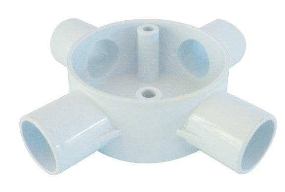 OGATIN CONDUIT BOXES 25MM X 4 WAY