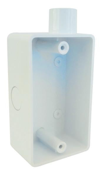 OGATIN WALL BOX 4X2 WITH 1 SPOUT