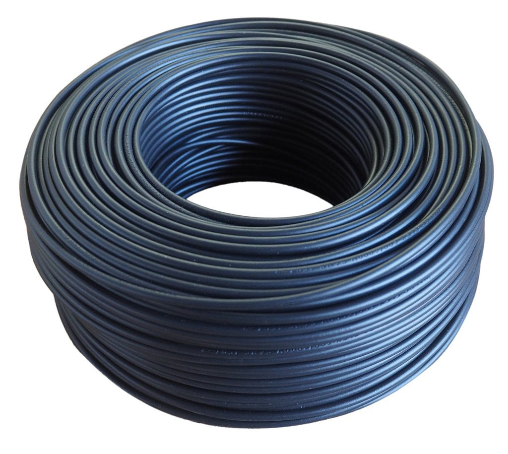 Gp House 25mm X 100m Black Dynamic Distributors Cable Wiring For A