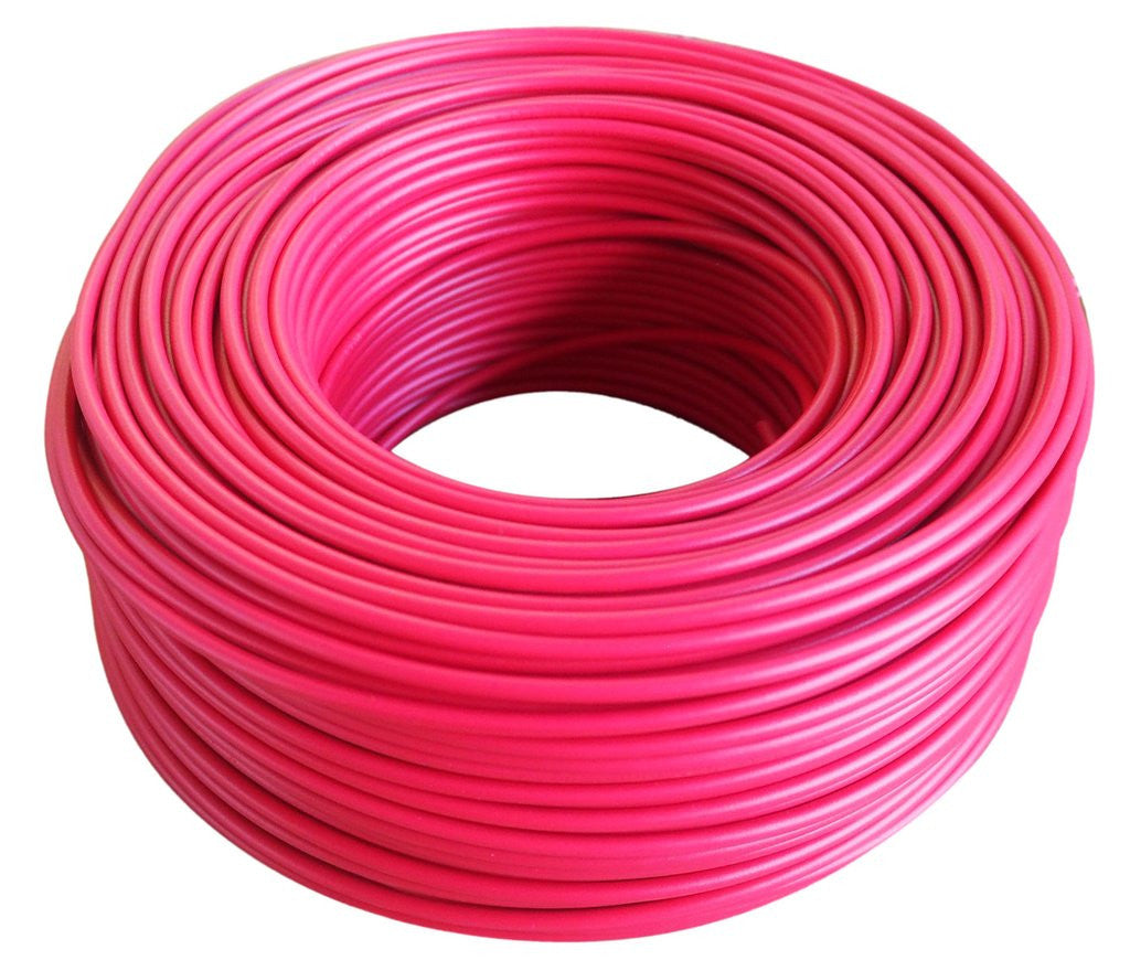 Gp House 25mm X 100m Red Dynamic Distributors Wiring New Technology