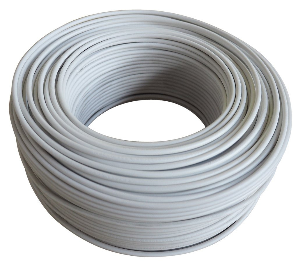 G.P HOUSE 4MM x 100M WHITE – Dynamic Distributors