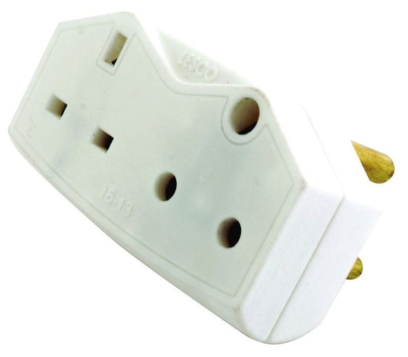 LESCO 13/16A TRAVEL ADAPTOR