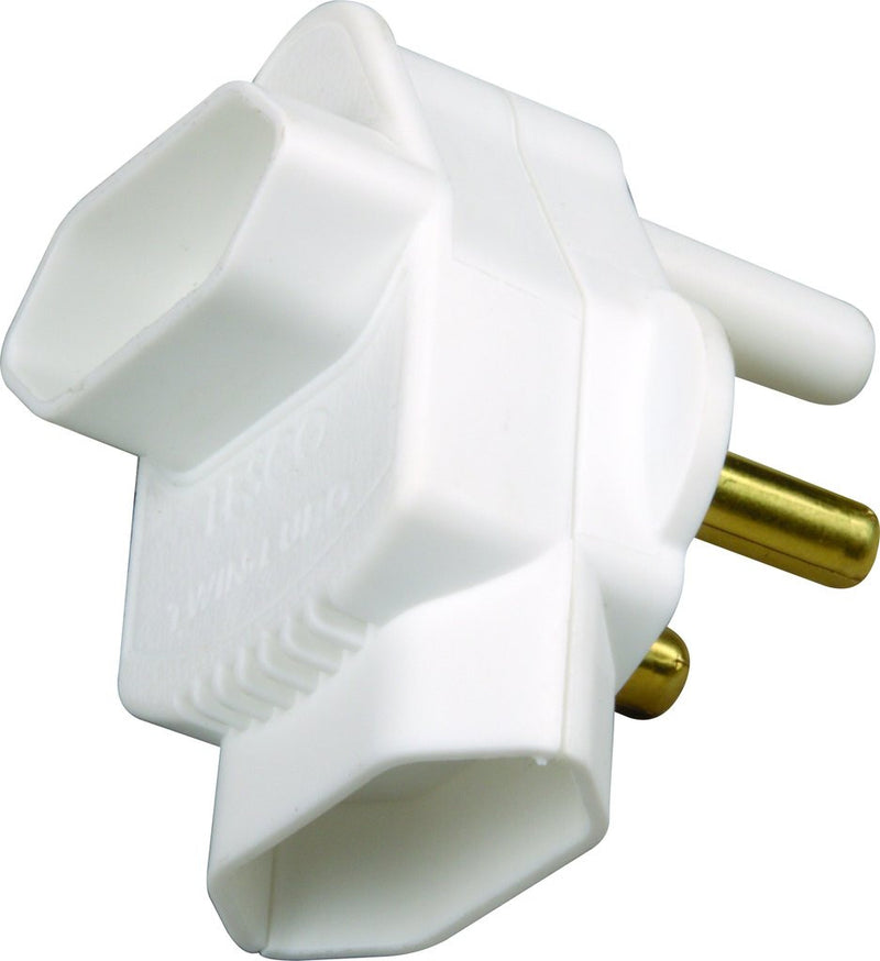 LESCO TWIN EURO ADAPTOR
