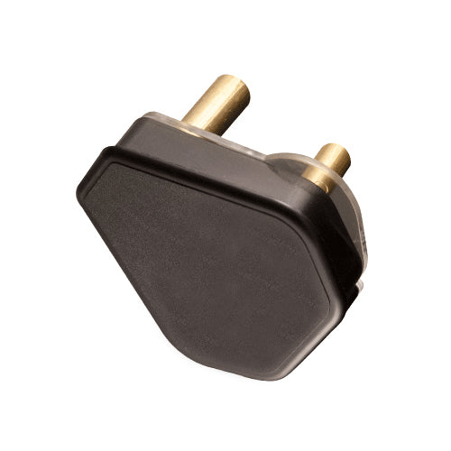 PLUG TOP DEDICATED 3 PIN 16A BLACK
