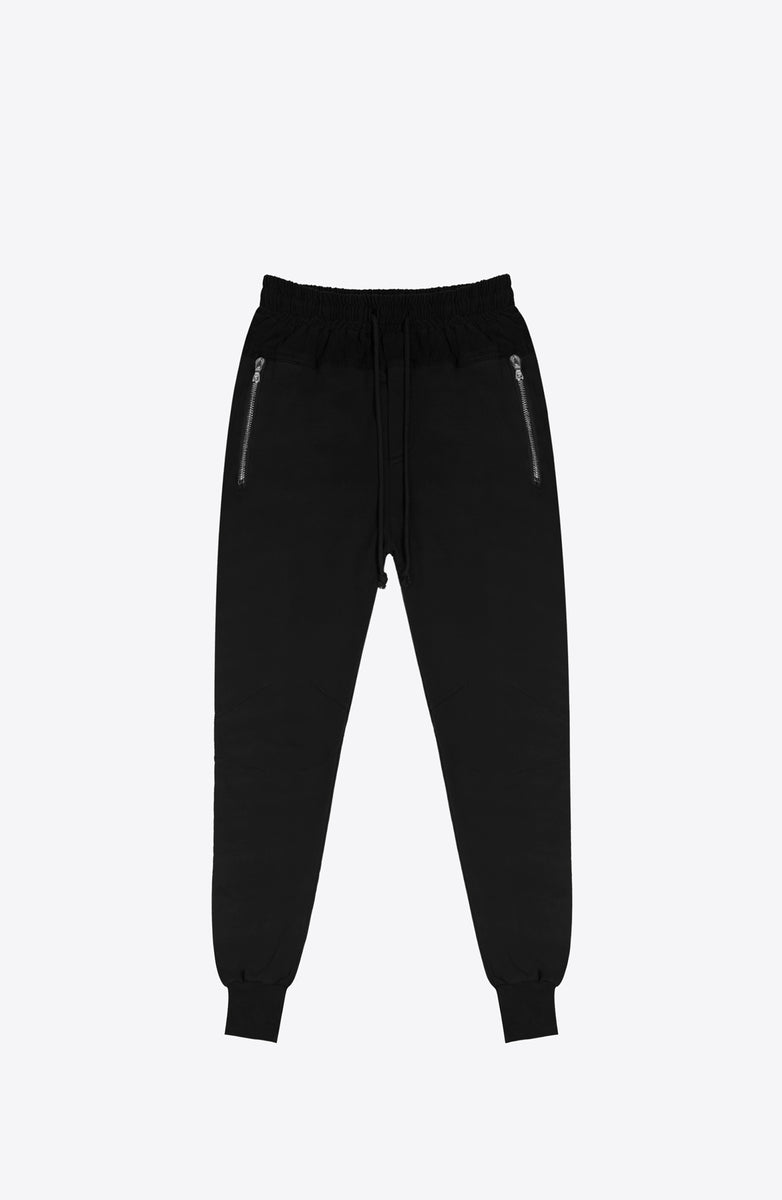 BLACK BENA SWEATPANTS