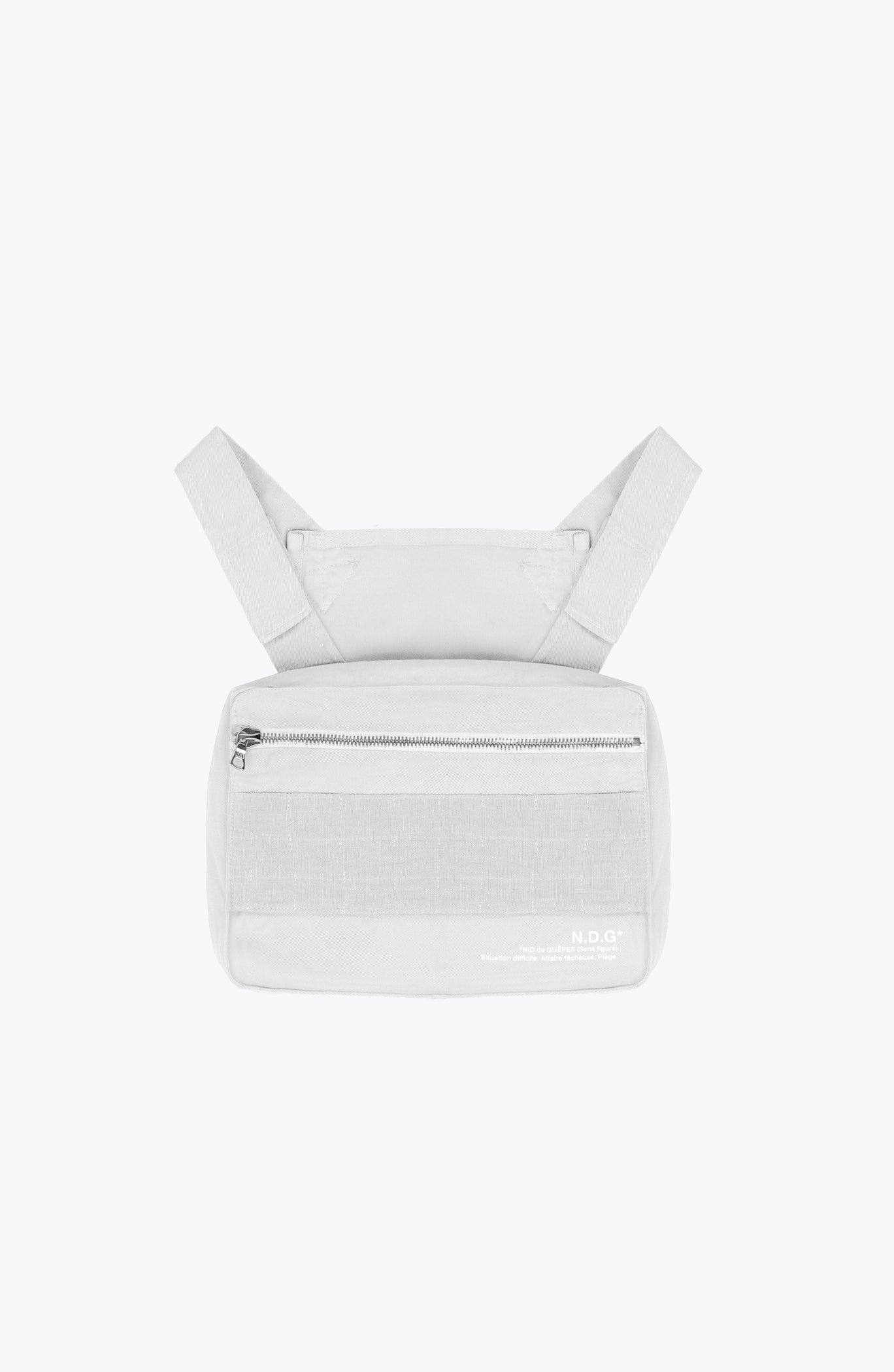 escape chest pack v2 - white