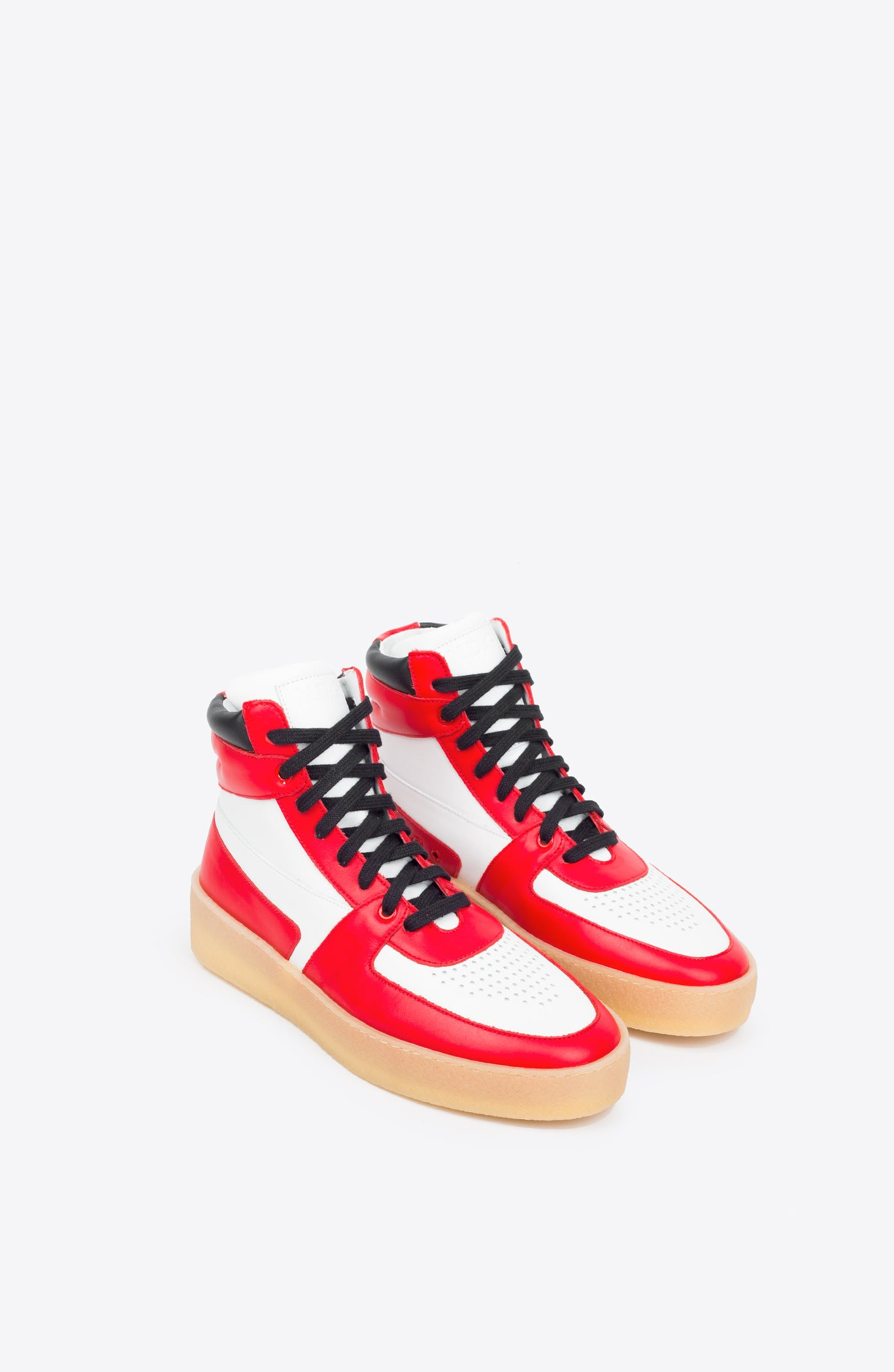 GUM SOLE AWAY RED 1984 SNEAKER