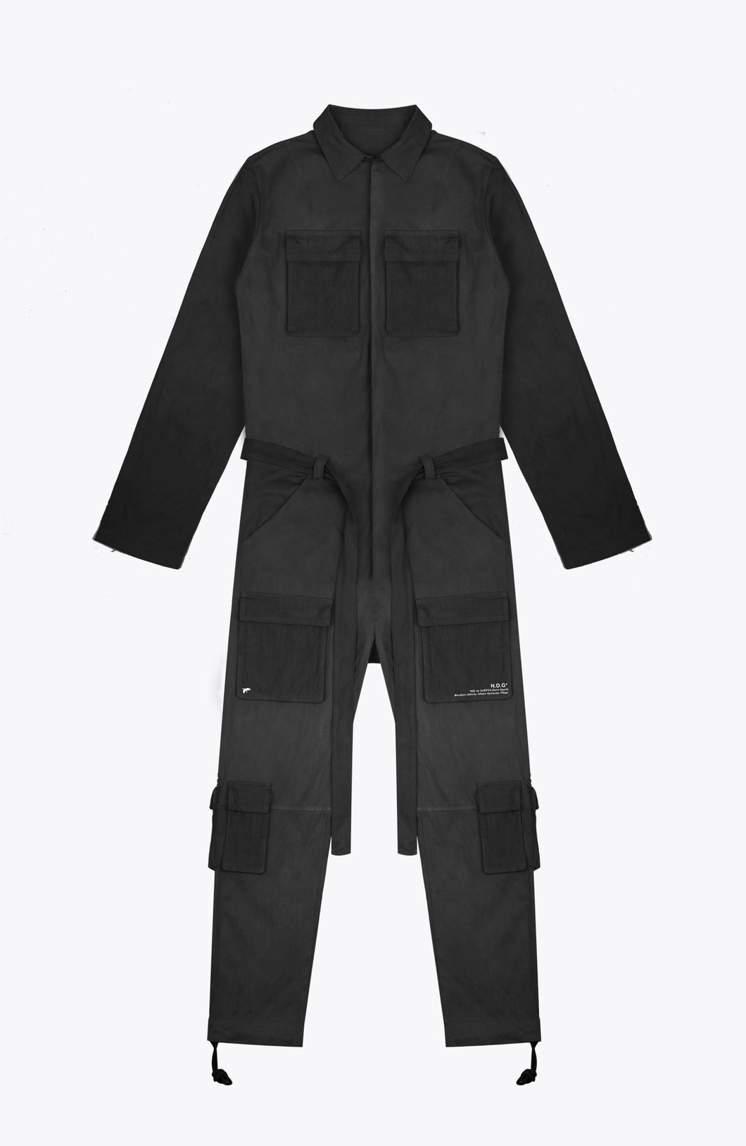escape jumpsuit - black