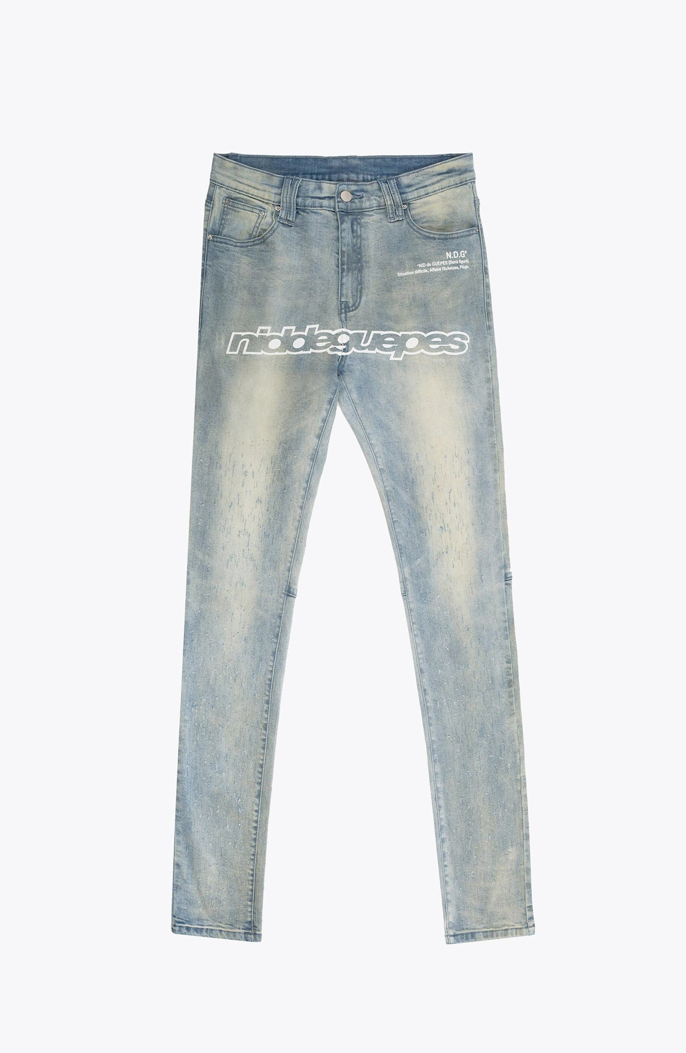 escape denim